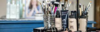 Bobbi Brown makeup with My Kit Co brushes